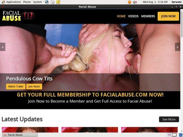 Facial Abuse Torrent