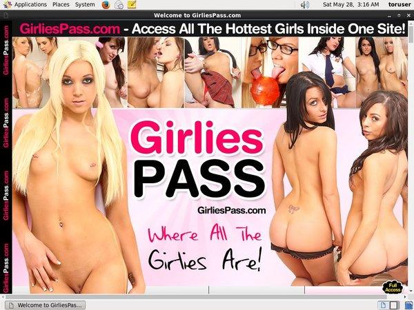 Girliespass Lesbian