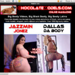 Sign Up To Chocolate Models