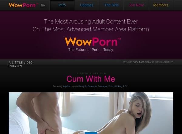 Wowporn.com List