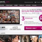 X Illimite Website