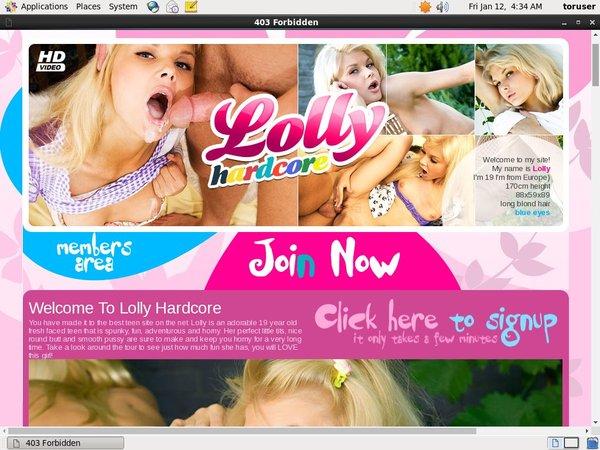 Lollyhardcore.com Webcam