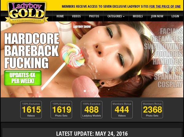 Ladyboy Gold Premium Free