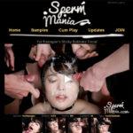 Sperm Mania Naked