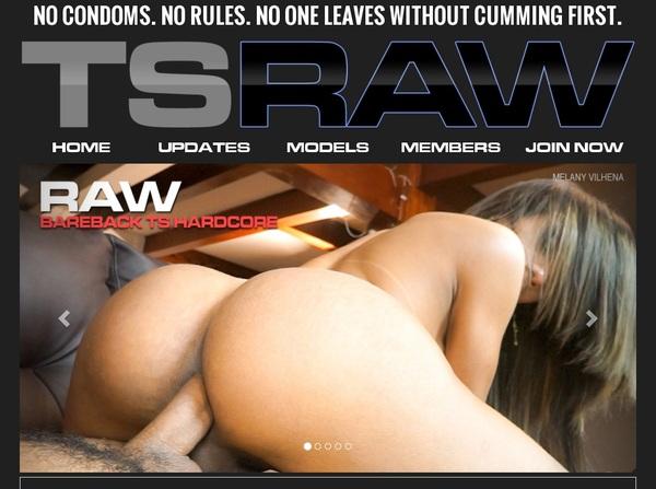Tsraw.com Password Info